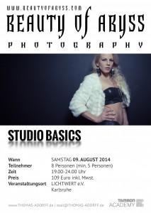 Studiobasics-August