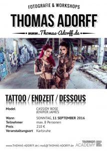 Workshop Cassidy Rose-September